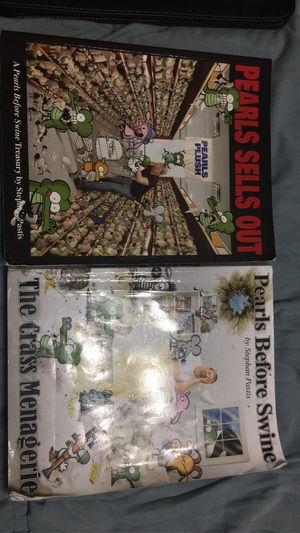 Pearls Before Swine books for Sale in Houston, TX