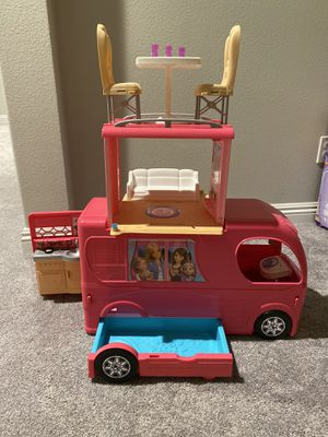 Barbie RV Camper for Sale in Fontana, CA