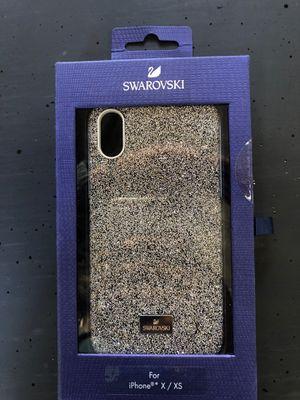Swarovski phone case model iPhone X/Xs for Sale in San Francisco, CA