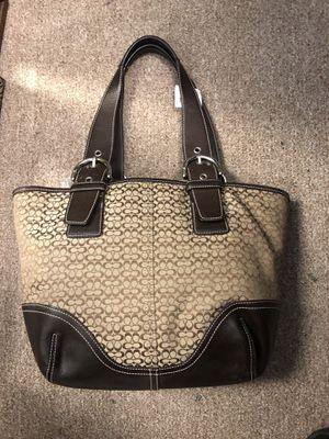 Coach bag still has packaging for Sale in Haymarket, VA