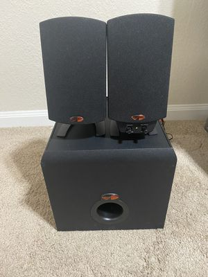 Klipsch ProMedia 2.1 THX Certified Speaker System for Sale in Tampa, FL