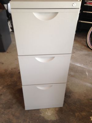 Vertical file cabinet for Sale in Santee, CA