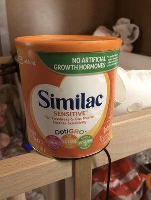 Similac Sensitive for Sale in Dallas, TX