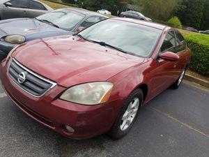 2004 Nissan Altima for Sale in Lilburn, GA