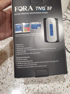Blood pressure monitor for Sale in Corona, CA