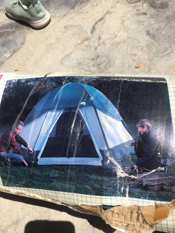 12 x10 camping tent good shape