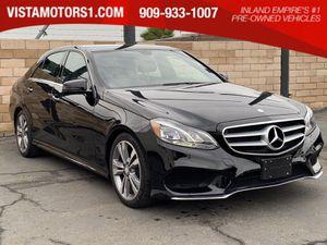 2014 Mercedes-Benz E-350 for Sale in Ontario, CA