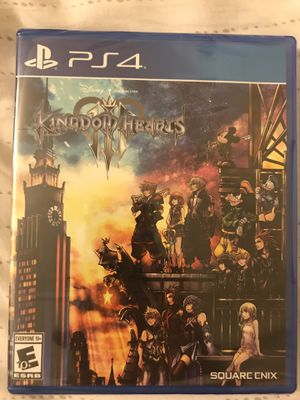 Kingdom Hearts III for Sale in Simi Valley, CA