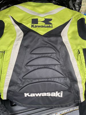 Kawasaki motorcycle riding jacket for Sale in Monroeville, PA