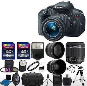 *SPRING CLEARANCE *Canon EOS REBEL T5i for Sale in Atlanta, GA