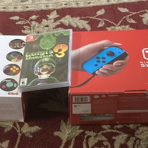 Brand New And Unopened - Nintendo Switch Bundle for Sale in Phoenix, AZ