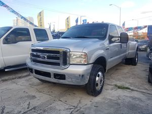 2006 FORD F-350 DUALLY WITH 5TH WHEEL for Sale in Miami, FL