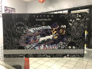 HerStyler Tattoo Complete Hair Set for Sale in Garden Grove, CA