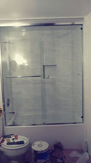 Glass, shower doors,mirrors,windows and railings for Sale in Fontana, CA