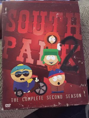 Complete Season of South Park for Sale in Greenville, NC
