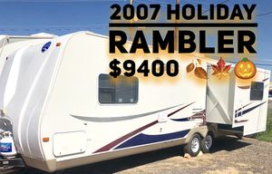2007 AlumiLITE 28ft Trailer Camper By Holiday rambler for Sale in Mesa, AZ