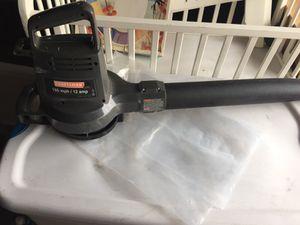Eletric leaf 🍃 blower.... for Sale in Tampa, FL