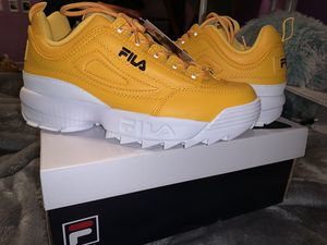 Yellow filas for Sale in Phoenix, AZ