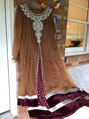 Pakistani/Indian Long Dress for Sale in Fairfax, VA