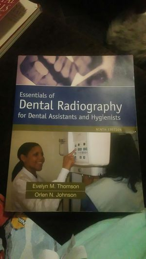 Essentials of Dental Radiography for Sale in Norwalk, CA