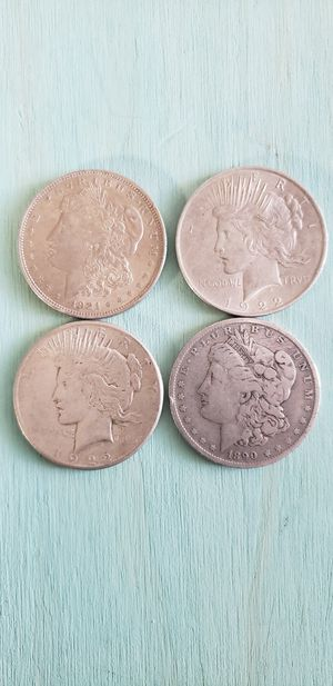Silver dollars for Sale in Mission Viejo, CA