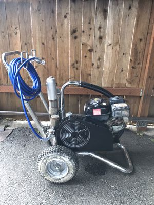 Titan speeflo 5500 airless paint sprayer for Sale in Federal Way, WA