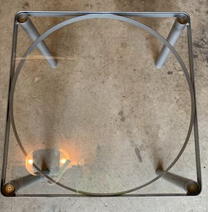 Glass table for Sale in Sacramento, CA