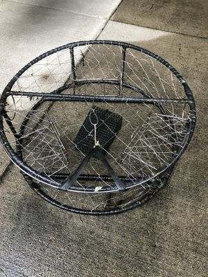 """30"""" crab pot excellent condition for Sale in Tualatin, OR"""