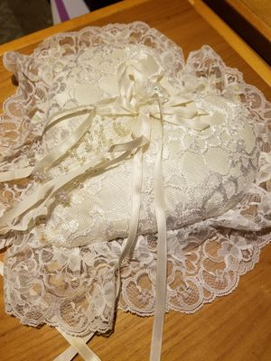 New wedding ring pillow for Sale in Hayward, CA