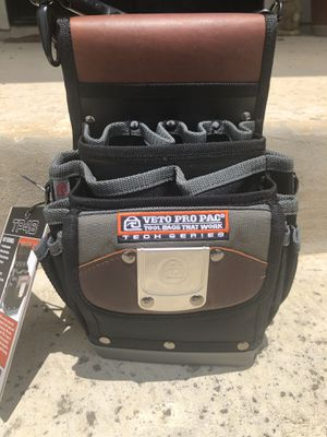 Veto Pro Pac - TP4 Tool Pouch for Sale for sale  Canyon Lake, TX