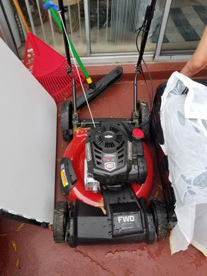 Craftsman Lawn Mower for Sale in Tampa, FL