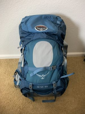 Osprey Ariel 65L Women's Backpack + Airport Protector Duffle Bag for Sale in Las Vegas, NV