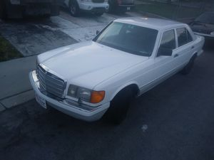 Mercedes Benz 1990 300 for Sale in Salt Lake City, UT
