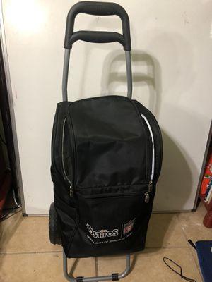 Tostitos/NFL rolling cooler for Sale in Plantation, FL