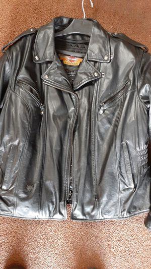 Women's XL Harley Davidson's motorcycle jacket for Sale in West Mifflin, PA