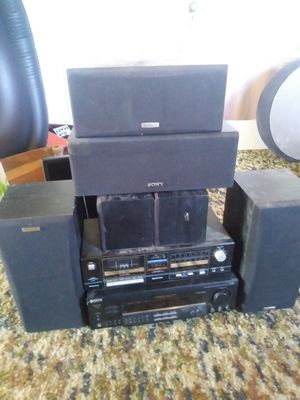 Sony Stereo System for Sale in Chino, CA