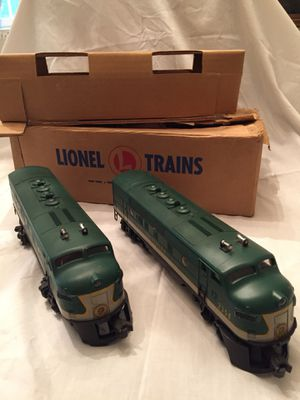 1950s Lionel Southern Twin Diesel Locomotives for Sale in Chantilly, VA