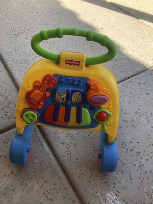 Fisher Price walker for Sale in Fort McDowell, AZ