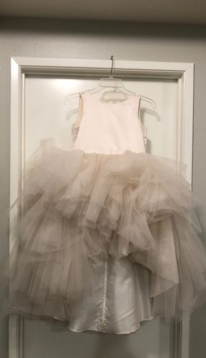 Flower Girl Dress Size 10 Dusty Rose for Sale in Chino Hills, CA