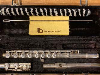Gemeinhardt Open Hole Flute (Silver Body) for Sale in Kent,  WA