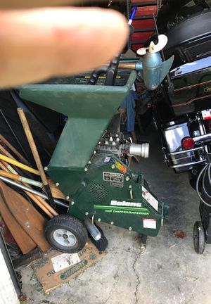 Bolens chipper shredder 5 hp runs great only used a dozen times sale or trade 175.00 obo for Sale in Lancaster, OH