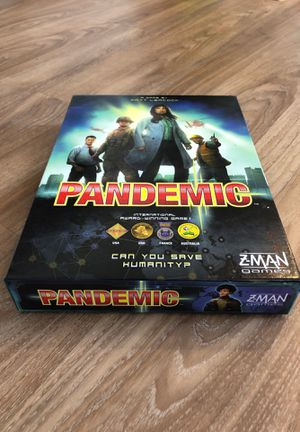 Pandemic board game for Sale in Irvine, CA
