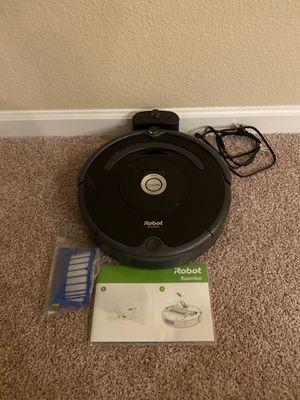 IRobot Roomba 675 WiFi smart vacuum for Sale in Austin, TX
