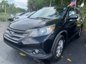 2012 HONDA CRV EX fully loaded back up camera CLEAN TITLE ********$8999 a/f for Sale in Hollywood, FL