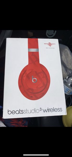 BRAND NEW BEATS BY DRE STUDIO 3 WIRELESS HEADPHONES!! (NBA EDITION) for Sale in The Bronx, NY