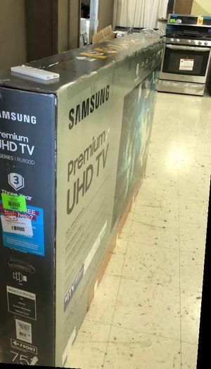 Samsung 75 inch H3E for Sale in Plano, TX