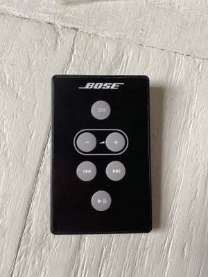 Bose Sound Dock Series 1 Remote for Sale in Sandy, OR