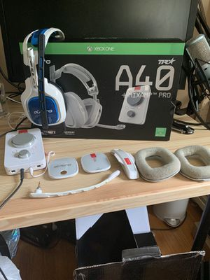 Astro a40 TR with Blue Mod Kit for Sale in Silver Spring, MD