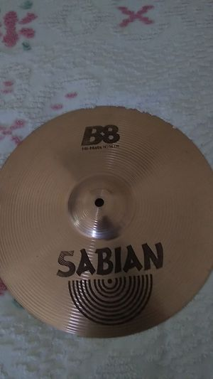"""Sabian,14""""B8 hi hats for Sale in Montesano, WA"""