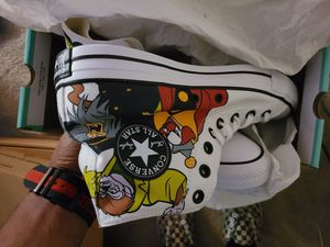Ds Scooby-Doo x Converse for Sale in Beltsville, MD
